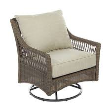 claremont swivel rocker patio chair