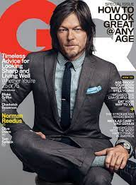 norman reedus discusses whether walking