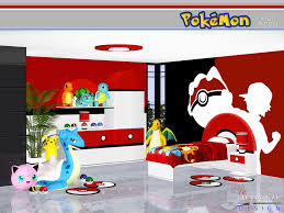 Nice Pokemon Kids Room