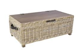 coffee table wigandia bedroom collection wicker storage trunk furniture outdoor full size of