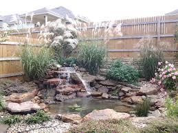 landscape design water garden austin tx 3