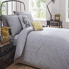 berwick duvet set in slate grey