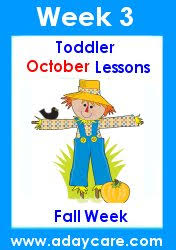 Fall Lesson Plans For Toddlers October Toddler Weekly Themes Tree Theme Pumpkin Theme Fall Theme