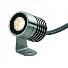 flairlight mini adjule outdoor led spot light