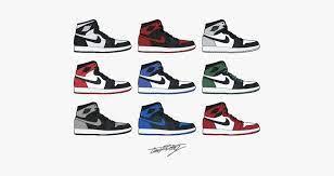 Jordan 1 OG Wallpaper: Sneakers
