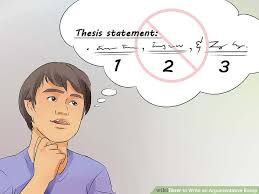 how to write an argumentative essay pictures wikihow image titled write an argumentative essay step 11