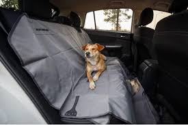 sauard your vehicle s upholstery from mucky dogs or kids or s with a set of simple to use seat protectors