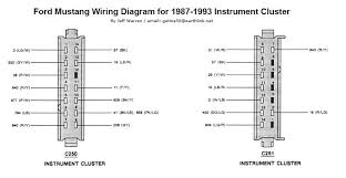 1984 mustang wiring diagram wiring diagram and schematic alternator wiring ford f150 forum munity of truck fans