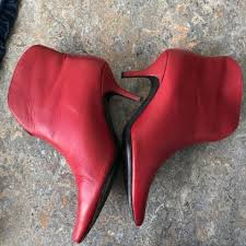 Anine Bing Size Chart Anine Bing Red Annabelle Ankle Boots Booties Size Eu 41 Approx Us 11 Regular M B