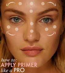 how to apply primer like a pro bellashoot beautytips