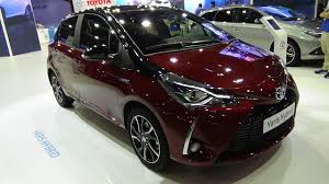 2018 toyota yaris. brilliant 2018 2018 toyota yaris hybrid feel bitono  exterior and interior automobile  barcelona 2017 throughout toyota yaris
