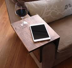 simply awesome couch sofa arm rest wrap tray table narrow widths inside armchair ideas 6 flexible wooden