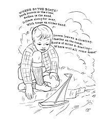 nursery rhymes coloring book also nursery rhyme coloring pages printable nursery rhyme coloring pages printable nursery