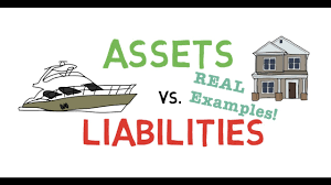 assets and liabilities assets vs liabilities with examples youtube