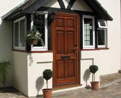 wooden doors solid wood timber front