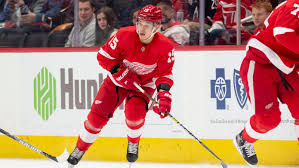 Red Wings trade rights to Dmytro Timashov to Islanders
