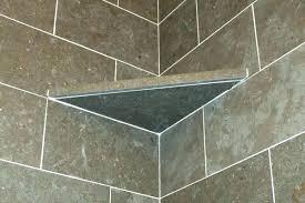 porcelain corner shower shelf ceramic porcelain corner shower shelf uk daltile corner shower shelf