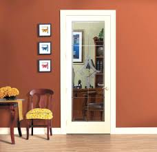 interior office door. Mesmerizing Glass Home Office Door Decorative Interior Doors With Space Panel