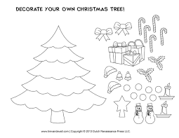 printable paper christmas tree template and clip art christmas tree crafts for kids