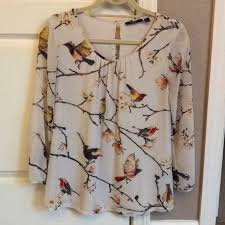 Mexx Bird Blouse