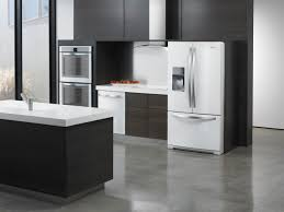Small Kitchen Design 2012 Wonderful Black Kitchen Cabinets With White Countertops African
