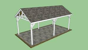 wood carport kits do it yourself wooden lean to uk plans woodworking planters wood carport kits