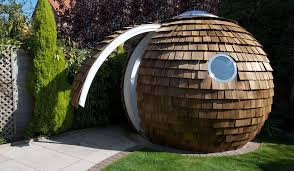 do we need permission to build a trendy shoffice in our garden