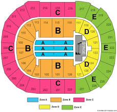 Sap Center Tickets And Sap Center Seating Chart Buy Sap