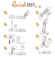 quick test manual