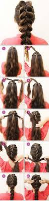 M S De 25 Ideas Incre Bles Sobre Peinados Faciles Para Ni A En