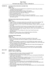 Senior Designer Resume Examples Senior Graphic Designer Resume Samples Velvet Jobs 14