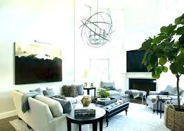 family room chandelier two story living room chandelier net modern family room lighting