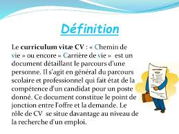 Curriculum Vitae Definition New Curriculum Vitae Meaning New Meaning Resume Outline Exemple