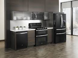 Double Oven Kitchen Cabinet Kitchen Awesome Kitchen Remodel Ideas Black Appliances With