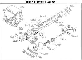 nissan truck parts cgb45a pf6tc diesel engine maxindo nissan cgb45a group location diagram 1