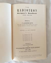 Radiotron Designers Handbook The Radiotron Designers Handbook Edited By F Langford
