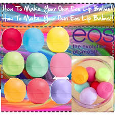easy diy eos lip balm