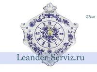 «<b>Часы настенные</b> гербовые 27 см Мэри- Энн (Mary- Anne), Гжель ...
