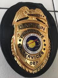 Fire Patch Design Online Captain Nasa Protective Services Smith Warren Fire