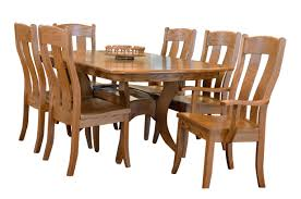 Decor Unpainted Furniture Amish Furniture San Antonio - Dining room tables san antonio