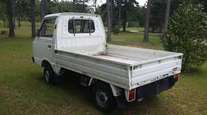 daihatsu mini truck street legal 2wd ese subaru sambar mini truck 100 road legal title