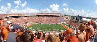 Ou Texas Seating Chart Texas Football Tickets Seatgeek