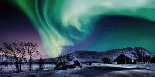 Northern Lights Sweden March When To See The Northern Lights In Swedish Lapland Swedish