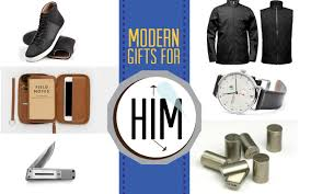 holiday gift ideas for the modern man  design milk