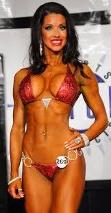 Brenda Valdez: Team Bombshell NPC Bikini Athlete (workout inside ...