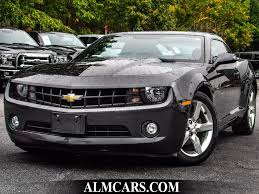 2013 Used Chevrolet Camaro 2dr Coupe LT w/1LT at Atlanta Luxury ...