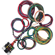 8 circuit budget wire harness 8 circuit budget wire harness