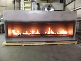 blue flame gas fireplace ideas