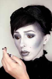 grayscale makeup black and white 1