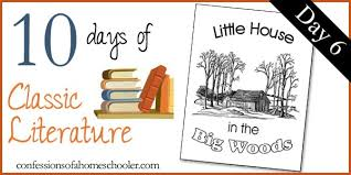 Book report on little house in the big woods